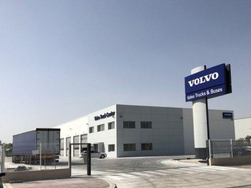 SDS (Volvo Truck Center)