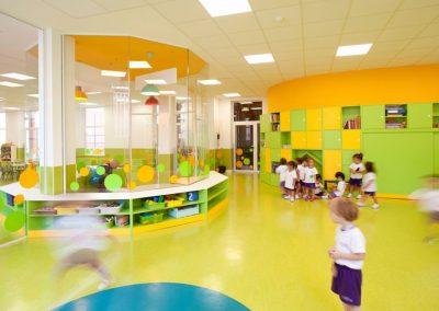 divisalia_mamparas para aulas de colegio en vidrio poligonal_3
